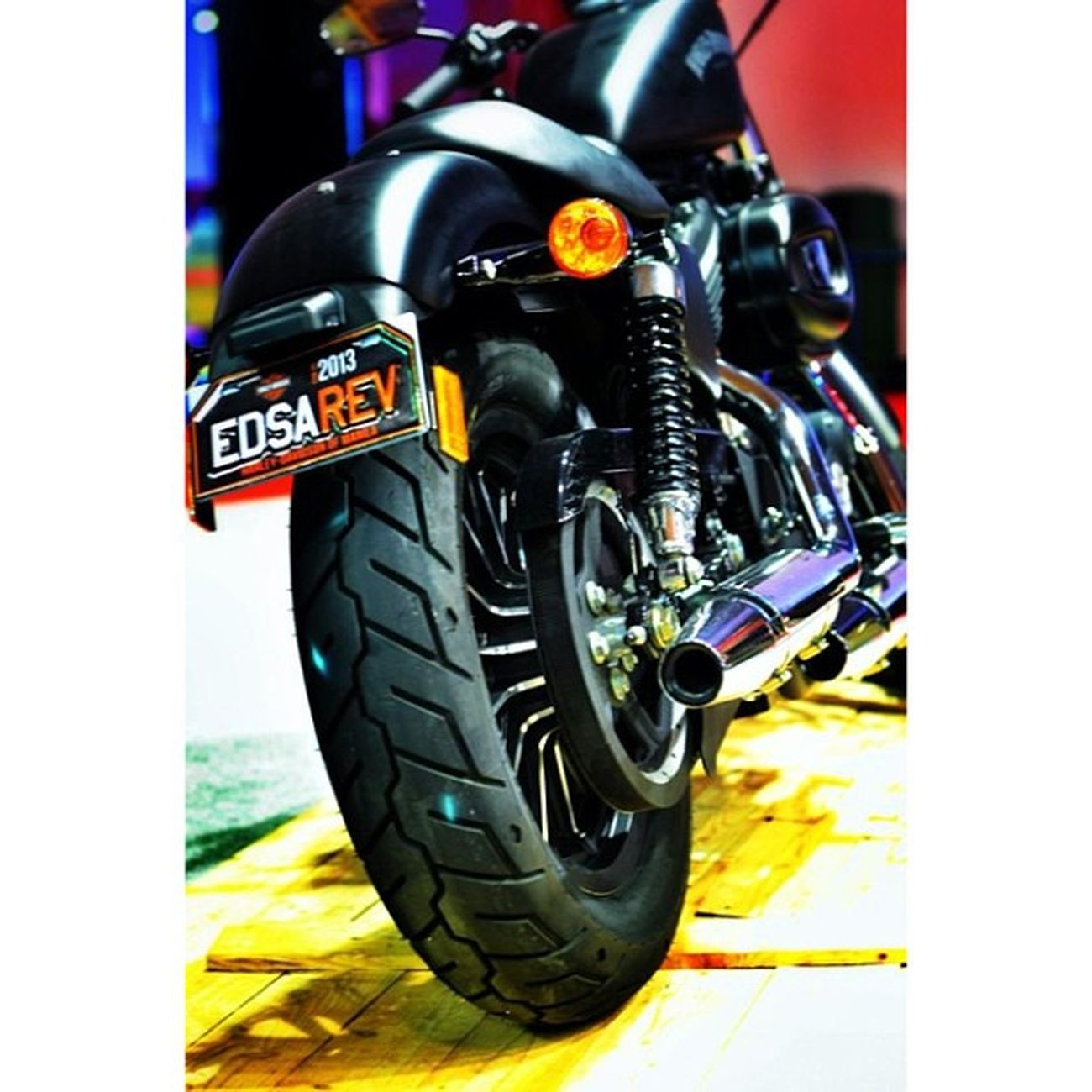 Instafit Beltdrive Slicktires Monsterbikes Edsa