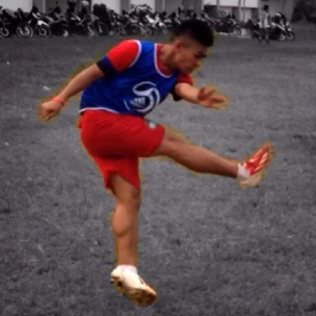 Playfootball Footballplayer  Soccer Sriwijayafc