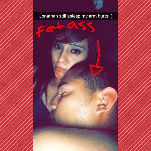 Foreverasleep Poorarmofmine Fatassss ??