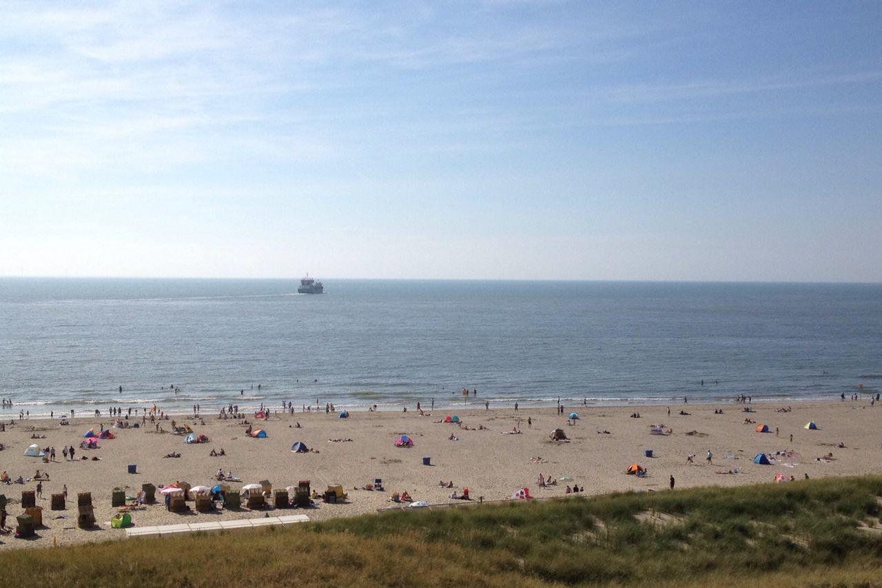 Zimmer mit Meerblick Egmond Aan Zee Nordsee