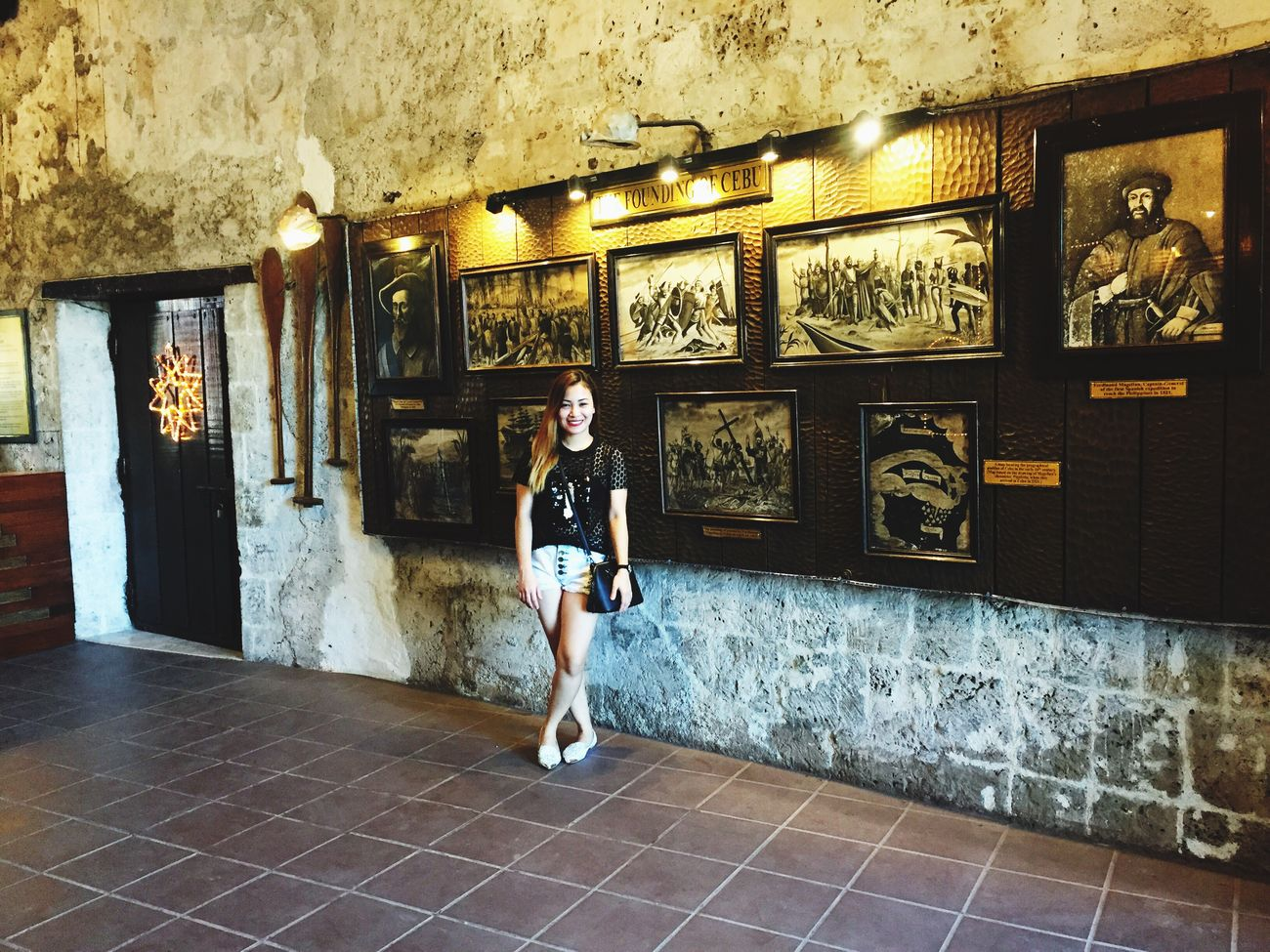 Port San Pedro Cebu city. 💋 Museum Old Town Old Buildings Vacation Pic! Single Life  Single And Loving It Tour Old Photos Visit Ancient Anile Women Behind Me Grizzy People In The Town Anile Explore New Things In Life Experiences Unexpected Things Tho Satisfaction