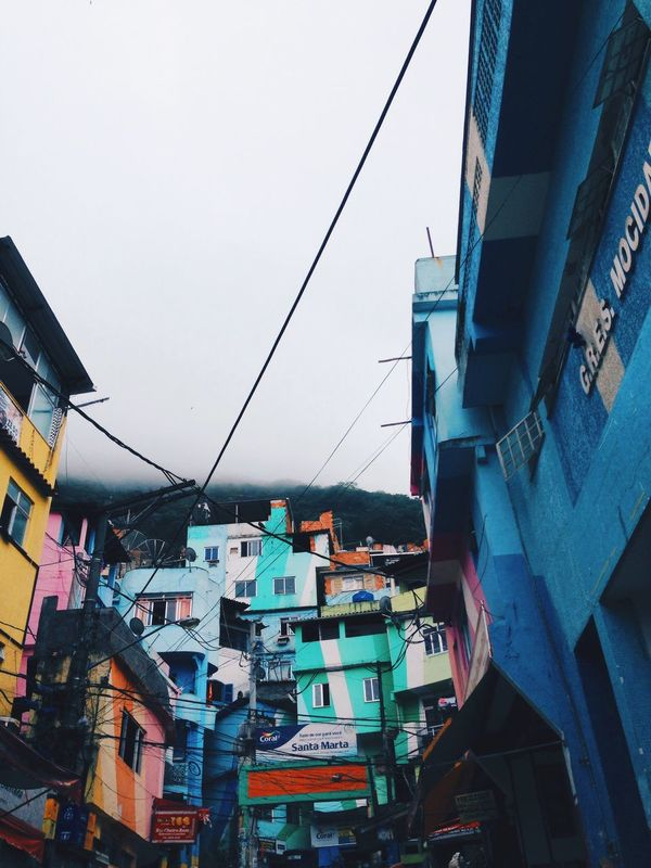 Here Belongs To Me Santamarta Built on mountains Favela Lifestyles Colors Control