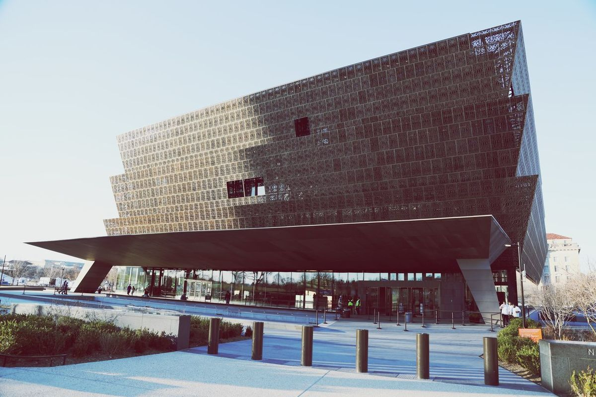 African American museum DC Built Structure No People City