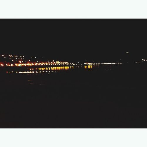 San sebastian by night... First Eyeem Photo
