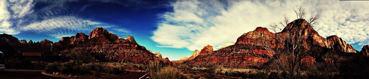 Zion 국립공원