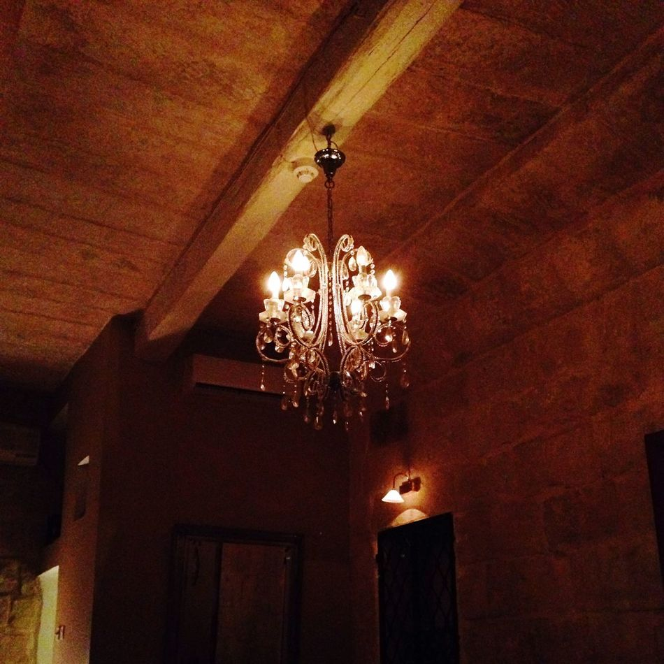 Chandelier Wine Bar Saturday Night Saturday Weekend Old House Lovely Atmosphere Relaxing Date Night Malta