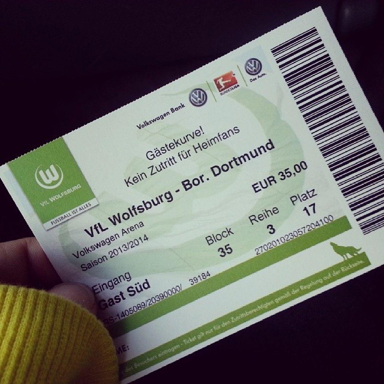 #BVB-Fanabteilung on tour #wobbvb #borussiadortmund BvB Borussiadortmund Wobbvb