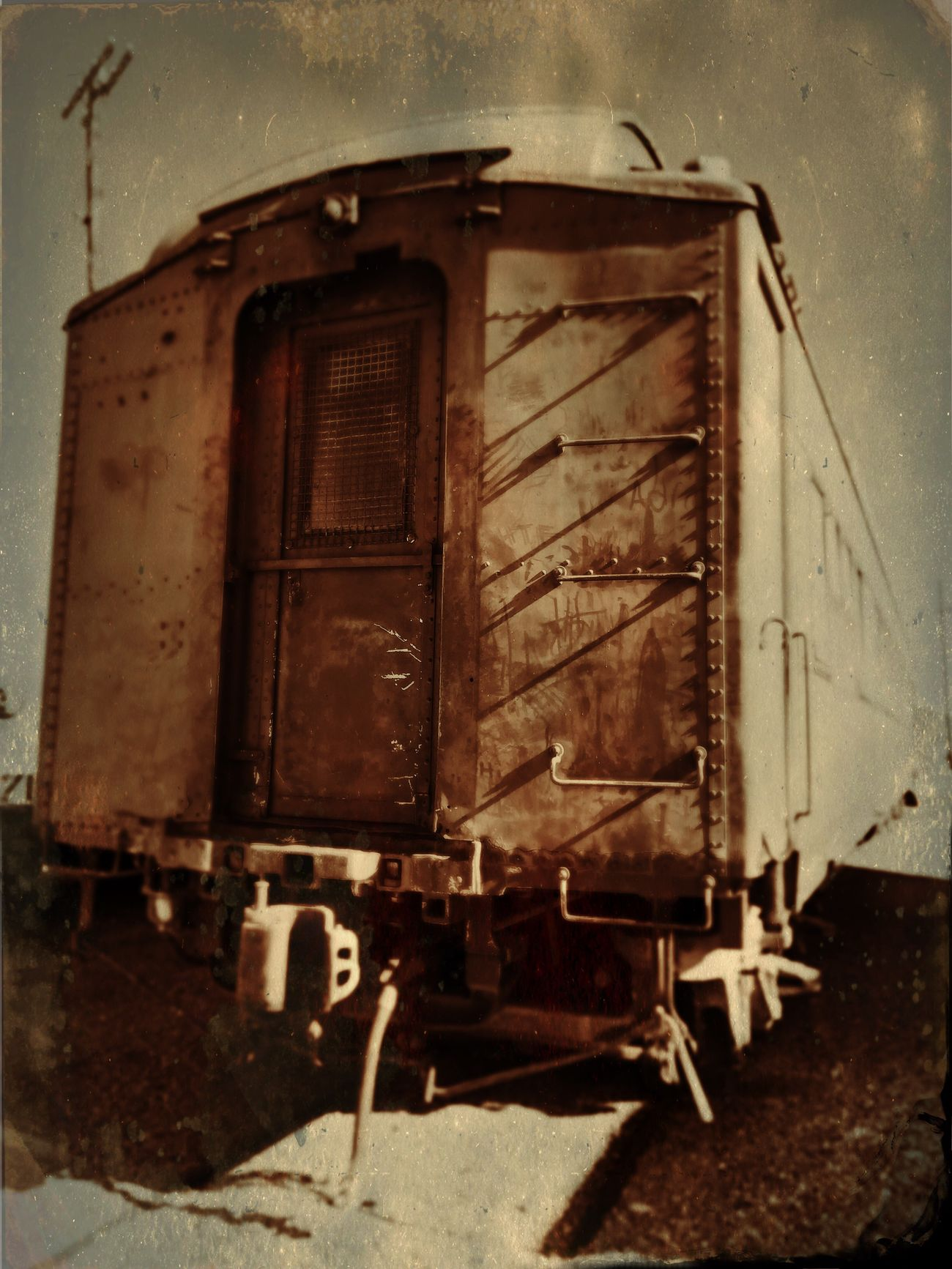 Trainphotography Train Cars Train Museum Barstow Sepia Sepia Photography Sepia_collection Sepiatone Nostalgic  Train Station