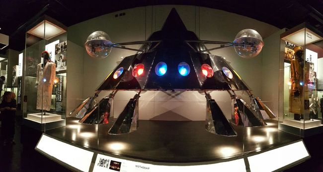Washington DC NMAAHC History No People The Mothership Has Landed Mothership Museum