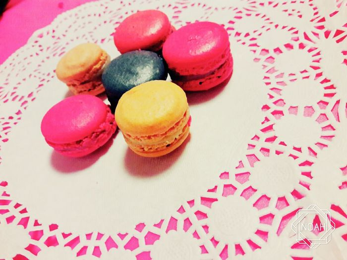 Food Macaroon Ready-to-eat Nasty :)  My Year My View