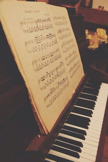 Music Piano Photography Composition