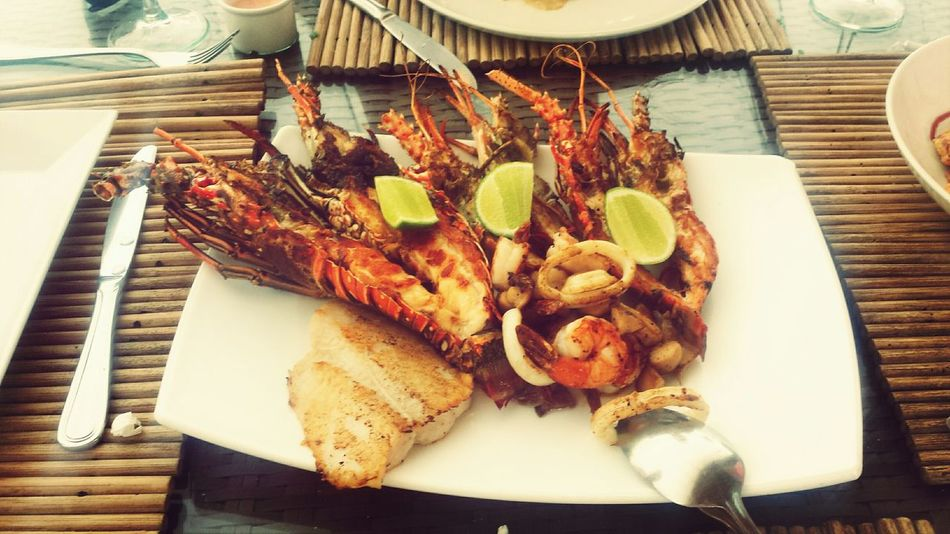 Beautiful stock photos of lobster, Food And Drink, Freshness, Grilled, Indoors