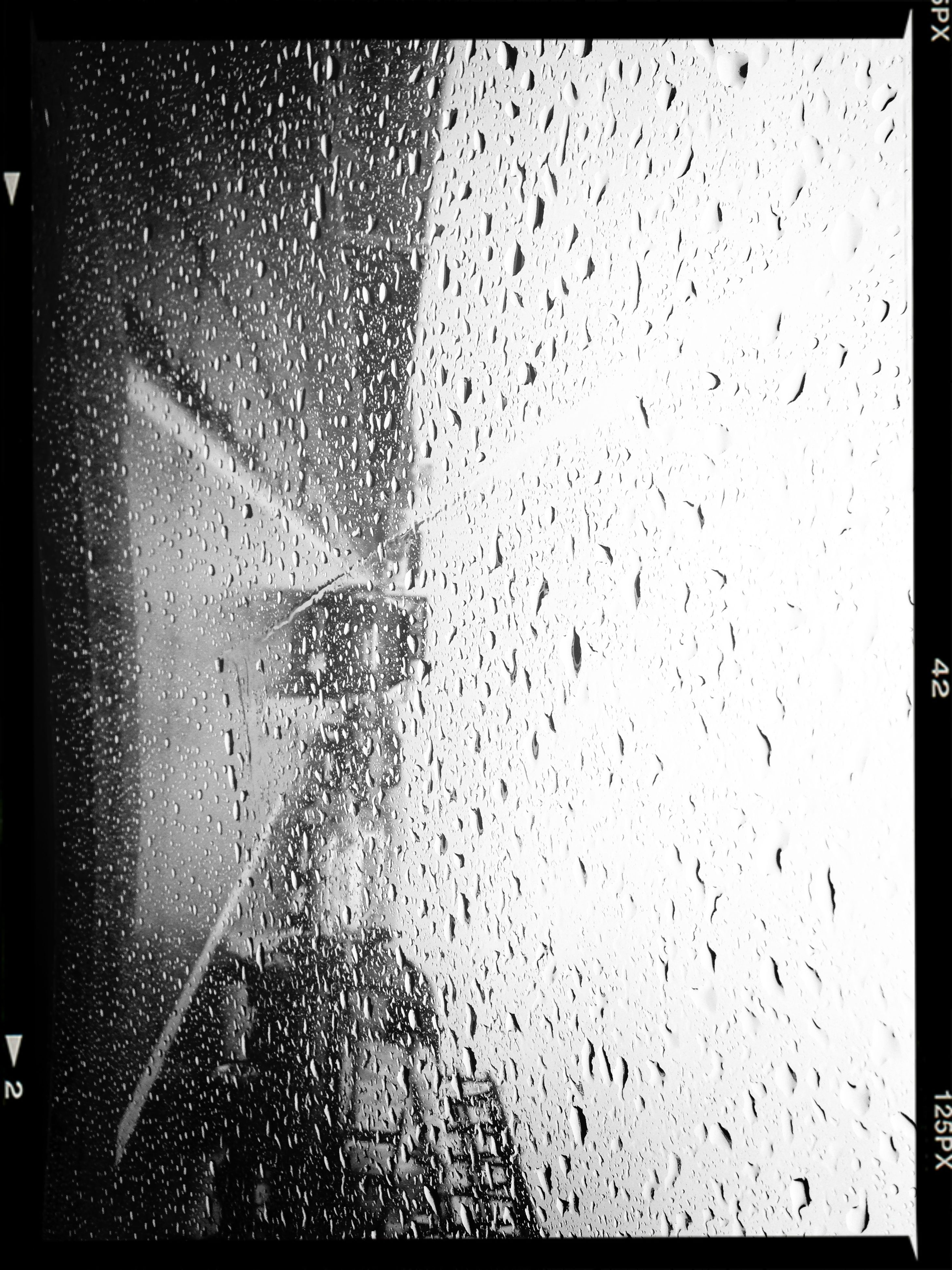 transfer print, window, drop, wet, indoors, rain, glass - material, transparent, auto post production filter, water, full frame, raindrop, backgrounds, focus on foreground, glass, silhouette, close-up, weather, one person, day