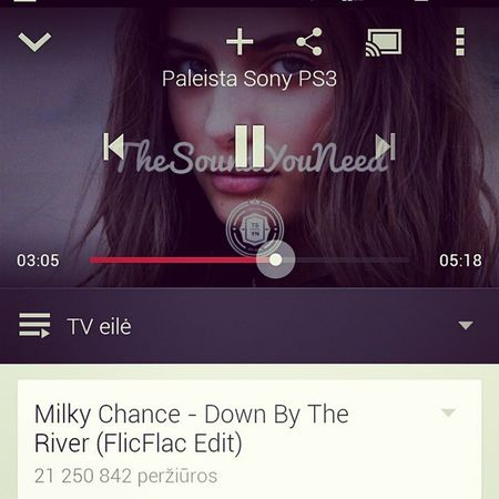 What a Tune Thesoundyouneed Milkychance Downbytheriver