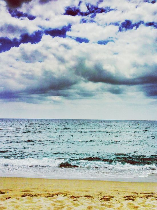 Clouds Life Is A Beach Sky Photooftheday