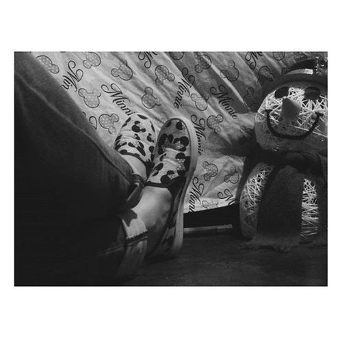 1díadelretounasemana B /N Zapatos