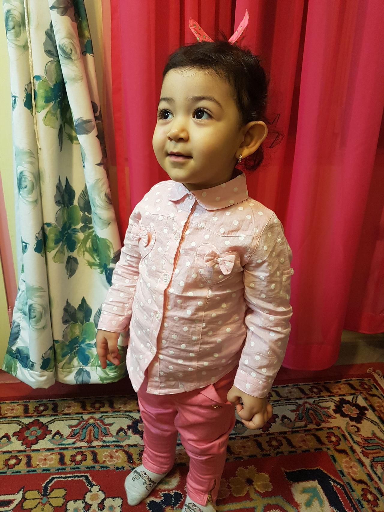 Childhood Baby People Day Indoors  Child One Person Lifestyles خنده لبخند دختر ناز عزیز عزیزترین عزیز مادر دختر
