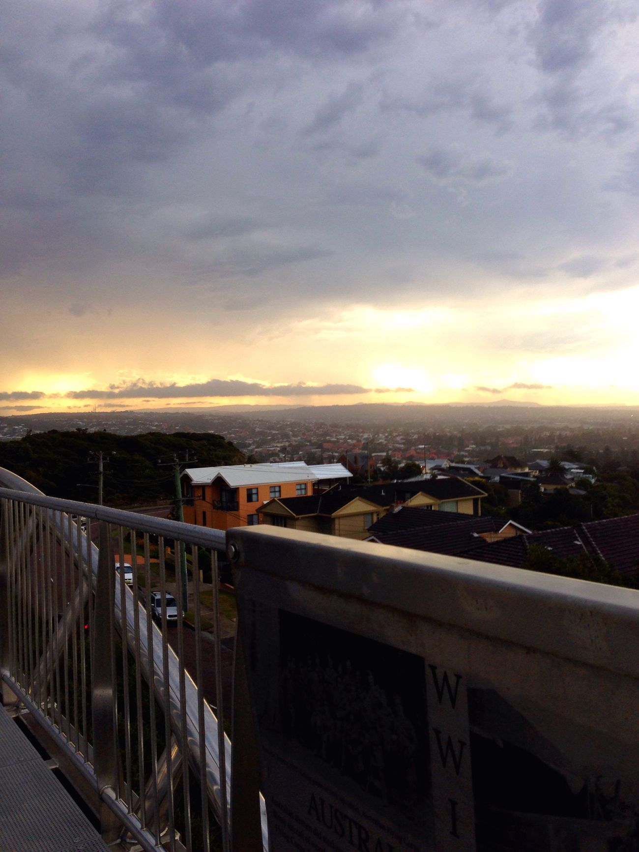 Newy Sunset Cloud - Sky