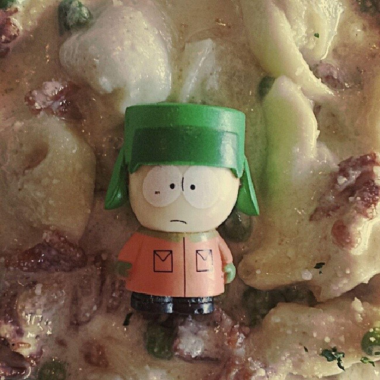 Kylelini Foodadventureswithkyle Butters Cartman Southpark colorado pasta funwithfood