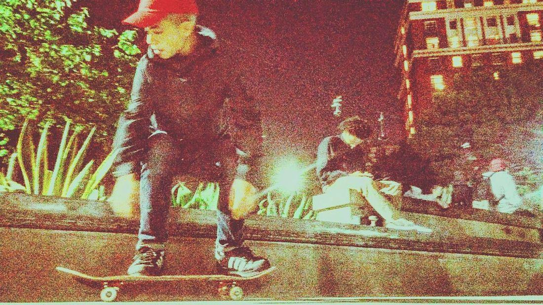 Reel L.A. Local Legends Night Crawler Culture Skateboarding Los Angeles, California Night Photography Street Art