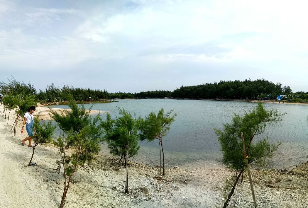 Laguna Lake Water Nature Beach Day Tree Laguna INDONESIA Visitindonesia2017 Visitjawatimur Backpacker Camping Fun