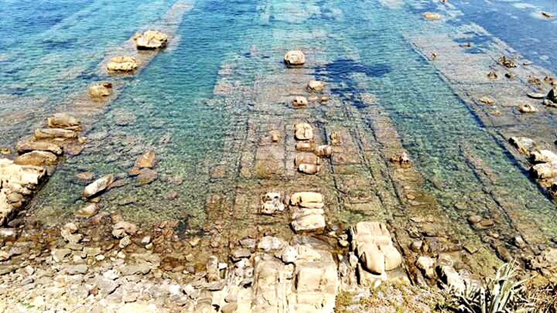 TAKILSA Nabeul Tunisia Wonderful Sea And Sky Stone Sea Nature Photography Seaview