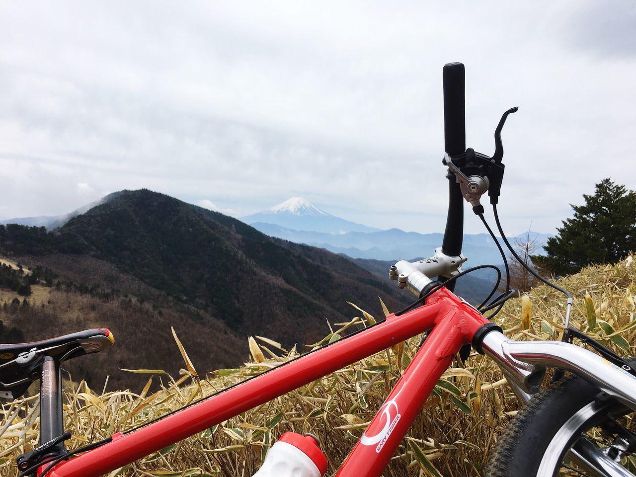 Mountain Bicycle Outdoors Nature Landscape Mountain Range Mountain Bike Bike Garyfisher