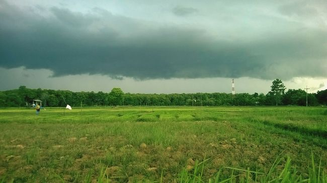 Clouds And Sky Enjoying Life