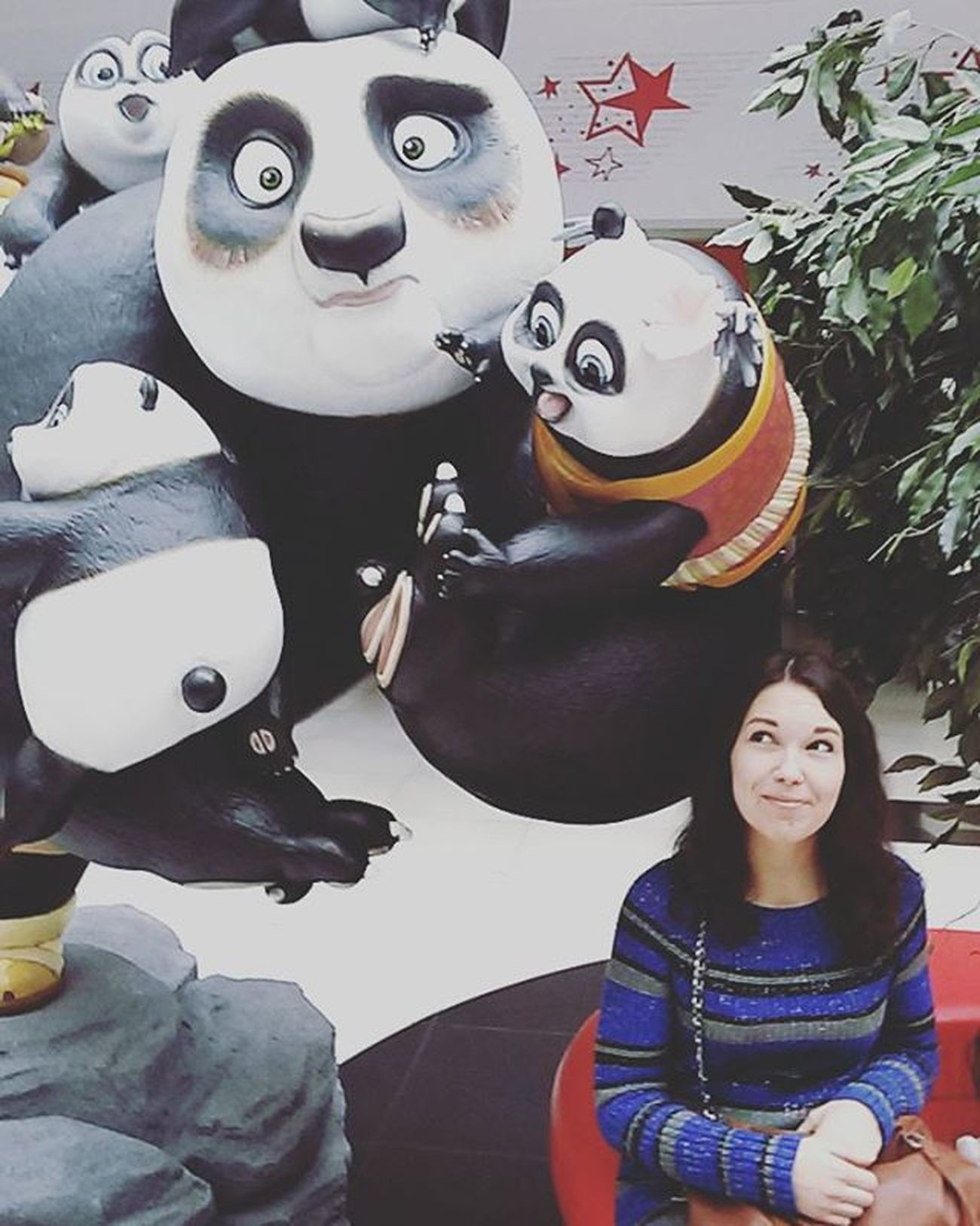 Pandakungfu Oskar Dreamtown Monday Funnyme 😇