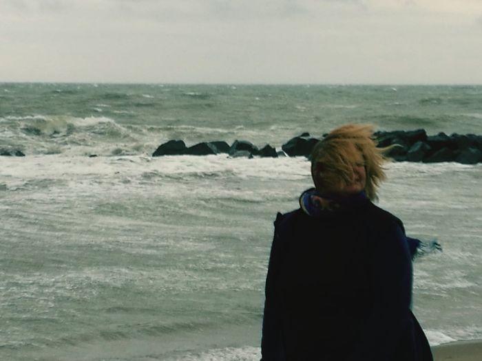 Beach Sea Horizon Over Water I Love Sea  Sea Italy Love ♥