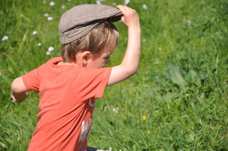Beautiful stock photos of summer, Boys, Cap, Casual Clothing, Caucasian Ethnicity