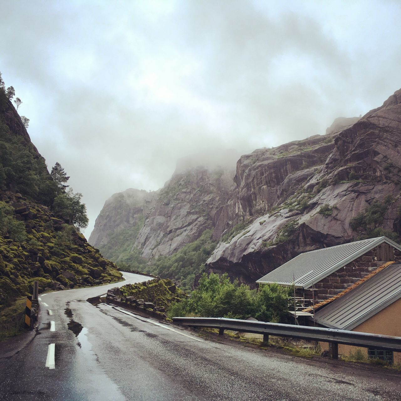 Jøssingfjorden, Norway Mountain Road Beauty In Nature Day Nature Sky Outdoors Landscape No People Mountain Range Winding Road Mountain Road Scenics Norway🇳🇴 Norway Tranquility Travel Destinations Travel Street Jøssingfjorden Exploring Nature Nature_collection Nature Photography
