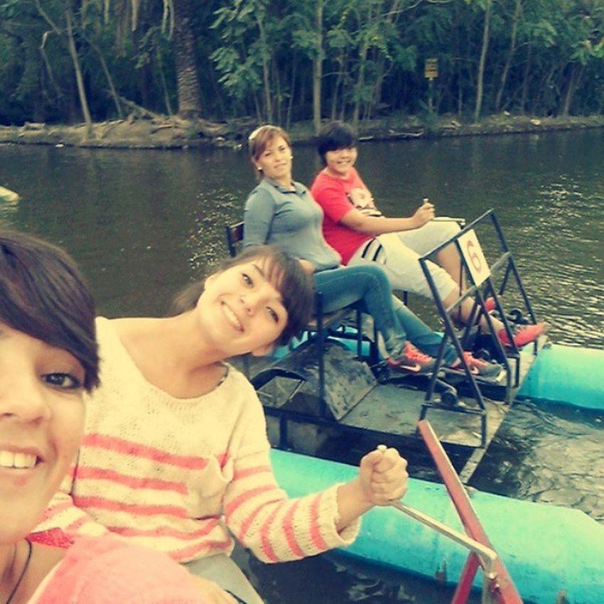 Disfrutando Yesterday Bahia Family Enjoy Happines Bycle Acuatic WaterBicycles Funny