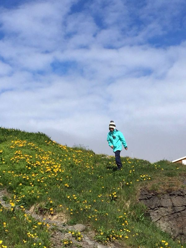 Adventure Buddies My Son :) Best  Iceland Grimsey Travellingwithmyboy Lost In The Landscape