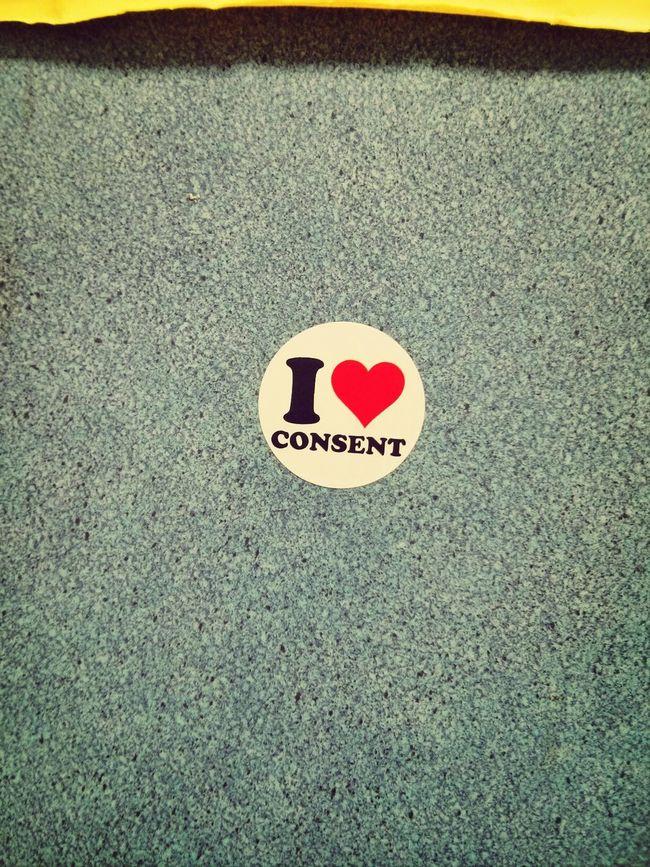 im seeing them everywhere! Consent