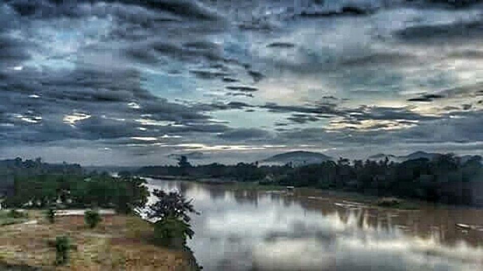 Hello World Sunrise_sunsets_aroundworld Enjoying The View Enjoying Nature EyeEm Nature Lover Good Morning Sungai Perak Kuala Kangsar