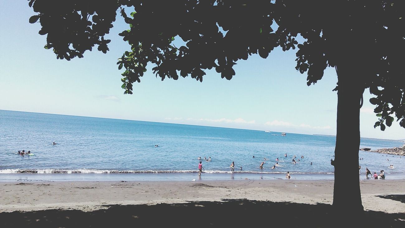 Beach Summer Asian  Sea Argh :)