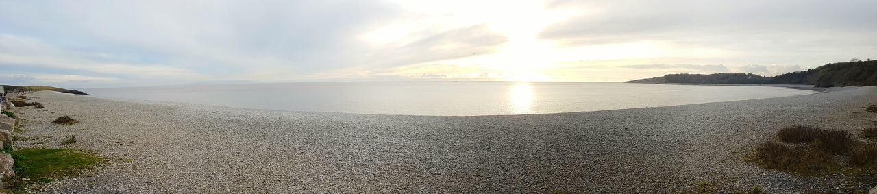 Tanker pass Water Sea Scenics Outdoors Nature Beauty In Nature Beach Sunset No People Sky Day Panoramic Panoramic Photography Pebble Beach Sunset Pebble Beach And Sea Pebble Beach Barry Barrybados Severn Estuary Severn Wales Wales UK Samsung Galaxy S7 Samsungphotography Horizon Over Water