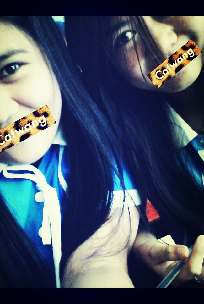 our Catwang❤ way :)))
