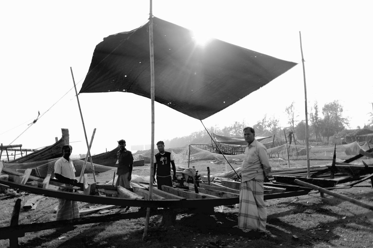 Adults Only Boat Deck Built Structure Men Outdoors People Real People Real People, Real Lives