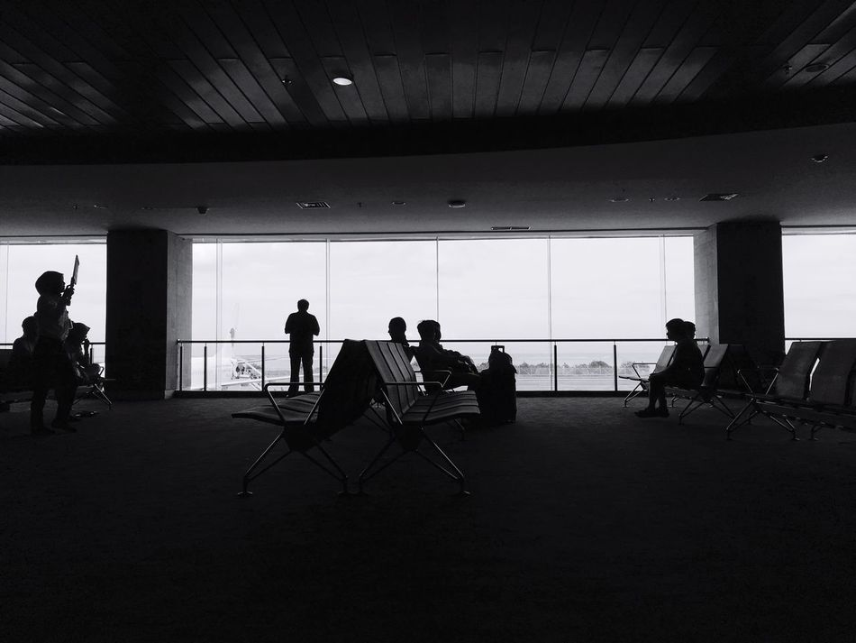 Waiting room Denpasarbali Ngurah Rai International Airport Traveling