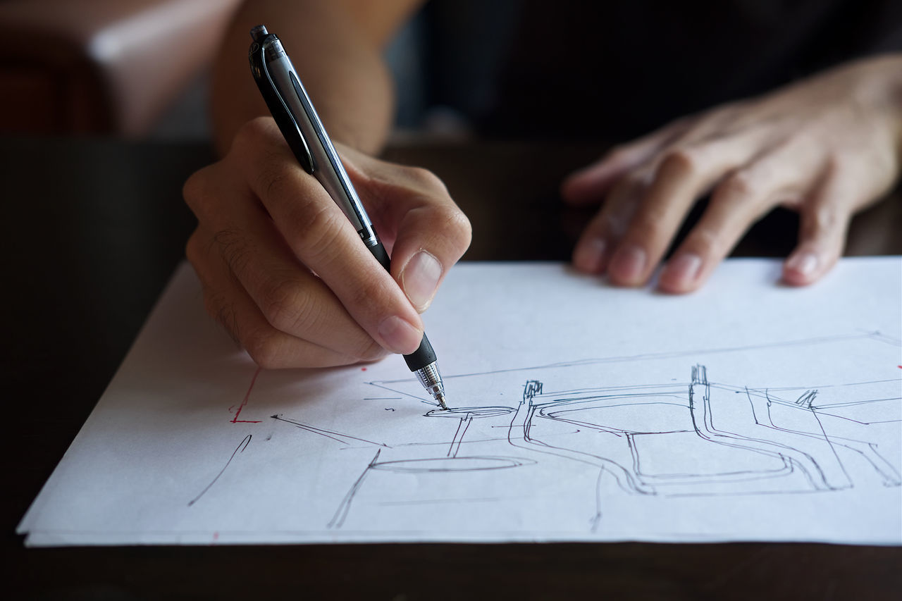 Thinking, designing, sketching Design Ideas Sketch Sketchbook Sketching Your Design Story Drawing Draw Drawings Art ArtWork Art And Craft Art, Drawing, Creativity Artist Artistic Work Working Fujifilm Fujifilm_xseries EyeEm X Lexus - Your Design Story Your Design Story Winners 🎁