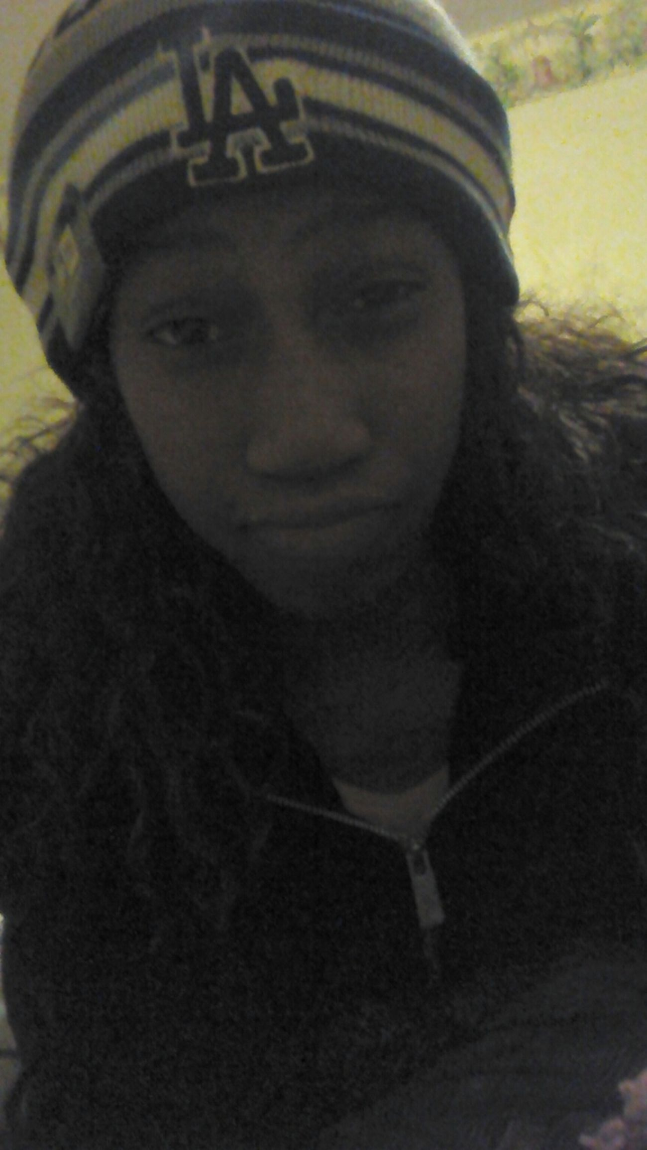 wit my bf beanie on
