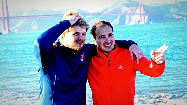 San Francisco San Francisco Ukraine Makarov Nosenko Life