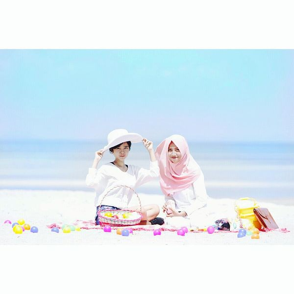 FRIENDSHIPGOALS Bestie  Hijabbeauty Indonesian 2016 Bestmoment Unforgettable Ma Luv