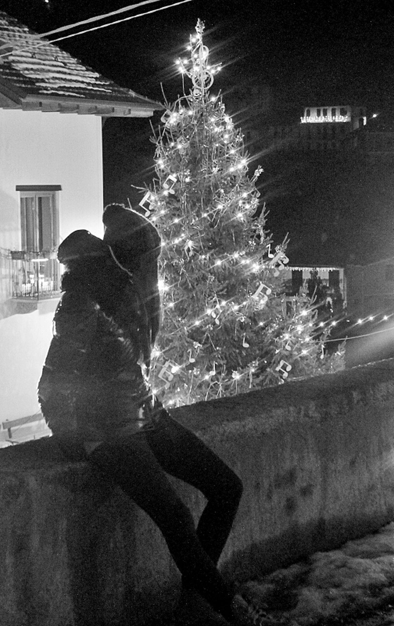 Streetphotography Blackandwhite Street Life Christmas Tree Streetphoto_bw Bws_worldwide