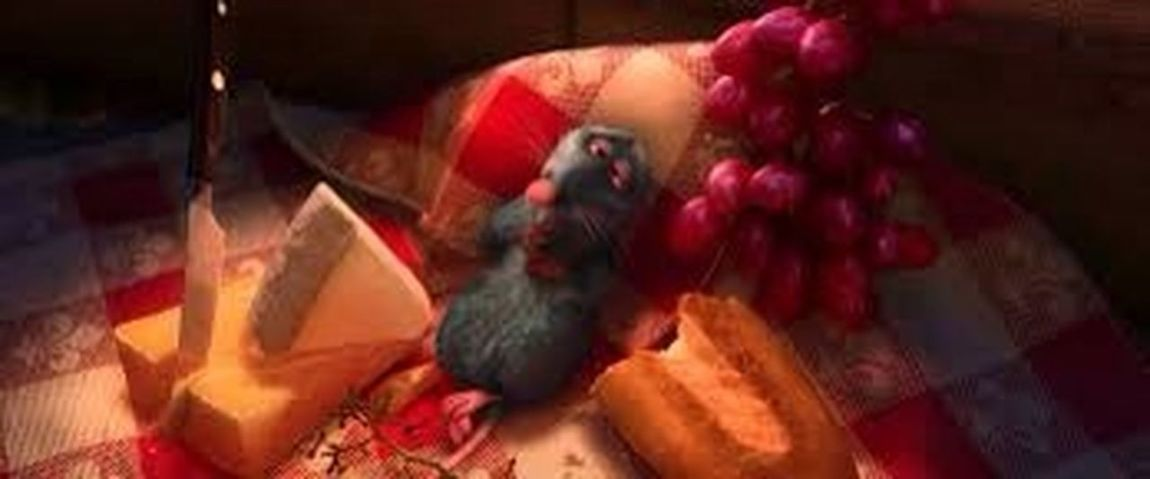 After alot of thought, I'm going with Remy from Disney's Ratatouille. ? Show Me Your Selfie Cartoon Character  TheVille Streamzoofamily With Lynne Pie, Michele Nelson, JoCreek and JL