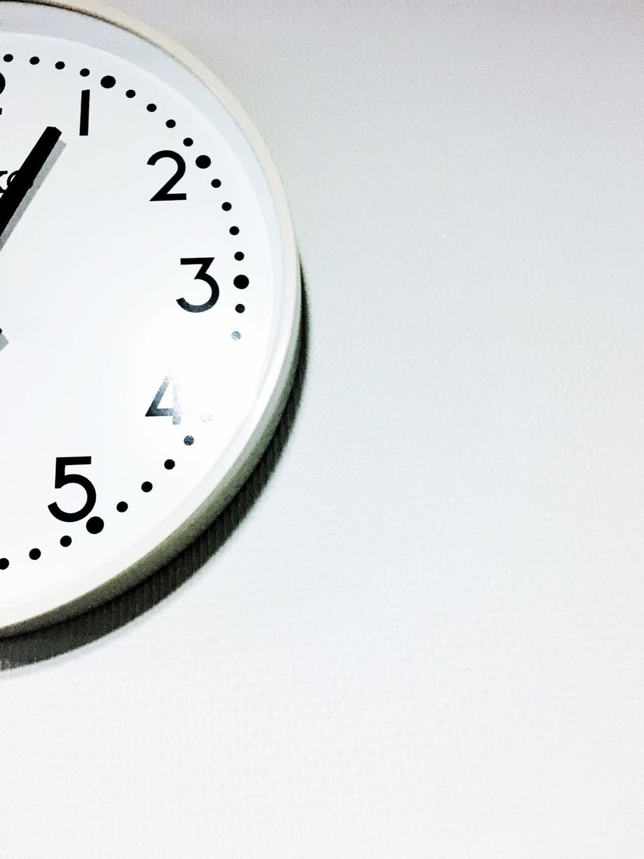Clock Time Instrument Of Time White Background Clock Face
