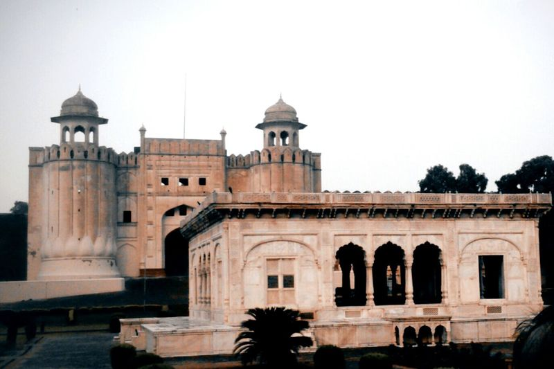 Shahi Qila Pakistan .. A wonderful place