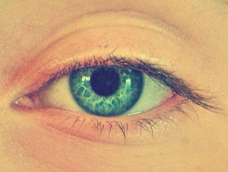 Creative Power Unfortunally Not My eye :(. Iceblue Eye Beautyful